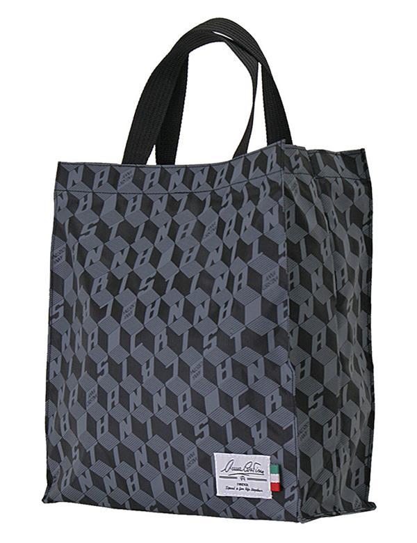 ANNA CRISTINA ショッピングバッグシリーズ  J2:ANNA #4E80 ショッピングバッグ カラー【クロ】