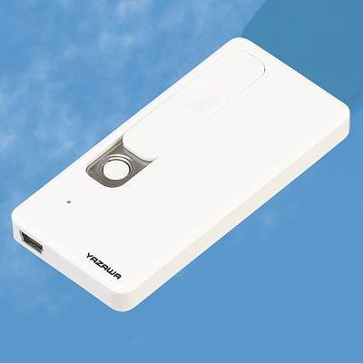 YAZAWA(ヤザワ) USB充電式ライター [TVR23WH]