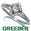フォーエバーマーク リング 指輪 ダイヤ ダイヤモンド 0.19ct エターナル 11.5号 Pt900/プラチナ 保証書【中古】BLJ/G…