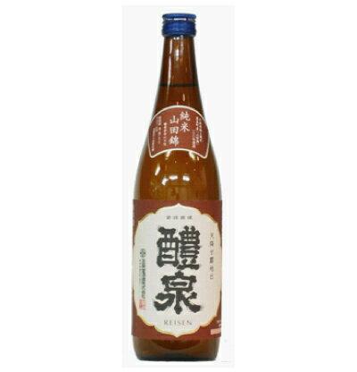 醴泉(れいせん)特別純米酒 純米 山田錦 720ml