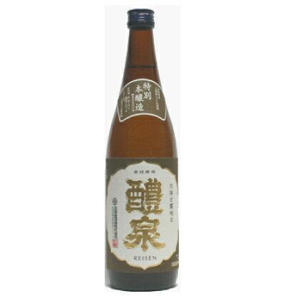醴泉(れいせん)特別本醸造 720ml