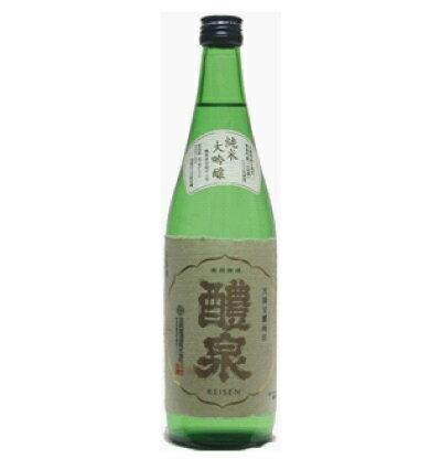 醴泉(れいせん)純米大吟醸 原酒 720ml 醴泉