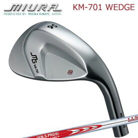 MIURA KM-701 Wedge N.S.PRO MODUS3 WEDGE三浦技研 KM-701 ウェッジ NSプロ モーダス3 ウェッジ