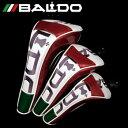 BALDO HEAD COVERS FW/UTバルド ヘッドカバー FW / UT用