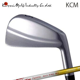 KYOEI GOLF REGULAR IRON KCM Fire Express MAX WBQ 95共栄ゴルフ レギュラーアイアンヘッド KCM ファイアーエクスプレス マックス WBQ 956本セット(#5〜PW)