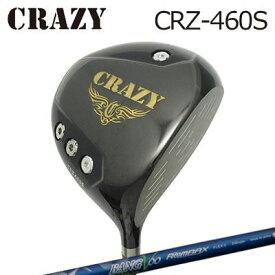 CRAZY CRZ-460S DRIVER ROMBAX BANGVOO PREMIUMクレイジー CRZ-460S ドライバー ランバックス バンブープレミアム