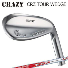 CRAZY CRZ-TOUR WEDGE N.S.PRO MODUS3 WEDGEクレイジー CRZ ツアー ウェッジ NSプロ モーダス3 ウェッジ