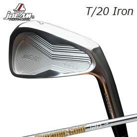 JBEAM T/20 IRON True Temper Dynamic Gold 120 VSS / 95 VSS PROジェイビーム T/20 アイアン トゥルーテンパー ダイナミックゴールド 120 VSS / 95 VSS プロ6本セット(#5〜PW)