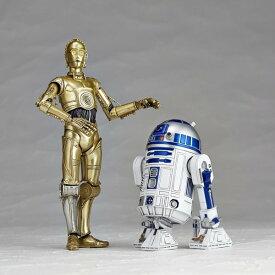 figure complex スター・ウォーズ リボ  C-3POとR2-D2の2種セット
