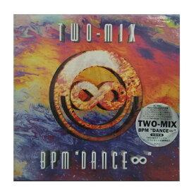 """【アウトレット品】 レコード TWO-MIX BPM""""DANCE∞"""" cd-01-016"""