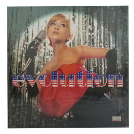 【アウトレット品】 レコード ayumi hamasaki evolution cd-01-019
