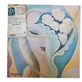 【アウトレット品】 レコード デレク・アンド・ドミノス いとしのレイラ cd-01-022