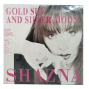 【アウトレット品】 レコード SHAZNA GOLD SUN AND SILVER MOON cd-01-037