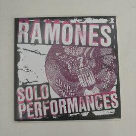 【アウトレット品】 レコード RAMONES' SOLO PERFORMANCES cd-02-023