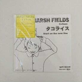 【アウトレット品】 レコード V.A. MARSH FIELDS/タコライス cd-02-024