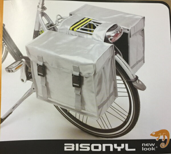 【おまけ付】 new look ニュールック サイクルバッグ DUBBELE TAS BISONYL 自転車用サイドバッグ BG-NL-021-025 cy-075-076 cy-102-104