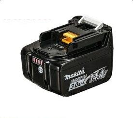新登場 日本仕様 マキタ純正 (正規品)バッテリー BL1430B 14.4V 3.0Ah リチウムイオン電池 残容量表示付 高容量 わけあり