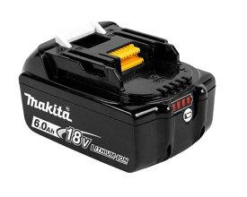 新登場 日本仕様 マキタ純正 (正規品)バッテリー BL1860B 18V 6.0Ah (A-60464) リチウムイオン電池 残容量表示付 高容量 わけあり