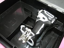 マキタ充電インパクト TD171DZW(白) 18V 本体・ケース(バッテリー・充電器 は付属しておりません)