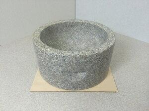 みかげ石もちつき臼 1升用 餅つき 石臼 家庭用 もち臼 臼 セット 餅つきセット