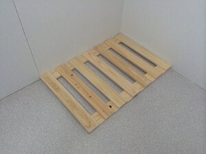 押入れ すのこ 布団 木製 クローゼット 湿気 国産ひのきすのこ (サイズ)40×60cm 2枚組 日本製