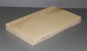 いちょう まな板 41cm×24cm×厚さ3.7cm 銀杏 天然木 一枚板 一点もの 木のまな板 日本製