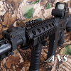 卡賓槍大小四軌手警衛系統 RIS RAS 氣槍槍 M4/AR15 部門