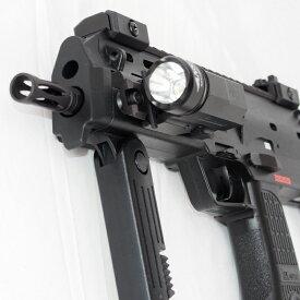 ANS Optical コンパクト アルミ 軽量 200ルーメン ウェポン ライト タクティカルライト ピストルライト X100タイプ 20mm レイル 20mmレール対応 グロック GLOCK 軍用 高輝度 X3000タイプ LED サーチ サバゲー サバイバルゲーム 装備