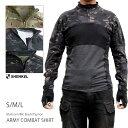 SHENKEL シェンケル ACS typeIIスタイル アーミー コンバットシャツ 長袖 3色 S/M/L メッシュ 米陸軍 通気性 乾燥性 B…