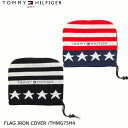 【TOMMY_HILFIGERトミーヒルフィガー】【THMG7SH4】【FLAG_IRON_COVER】【05P18Jun16】