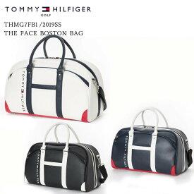 2019SS/TOMMY_HILFIGER/トミーヒルフィガー/THMG7FB1/THE_FACE_BOSTON_BAG/ボストンバッグ【05P18Jun16】