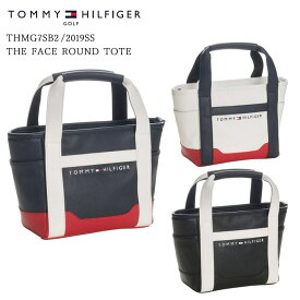 2019SS/TOMMY_HILFIGER/トミーヒルフィガー/THMG7SB2/THE_FACE_ROUND_TOTE/トートバッグ【05P18Jun16】