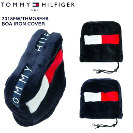 2018FW/TOMMY_HILFIGER/トミーヒルフィガー/THMG8FH8/BOA_IRON_COVER/ボアアイアンカバー