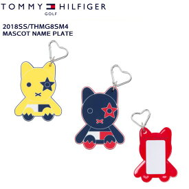 【2018FW/TOMMY_HILFIGER/トミーヒルフィガー】【THMG8SM4】【MASCOT_NAME_PLATE/マスコットネームプレート】【05P18Jun16】