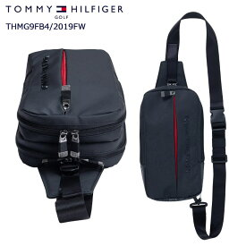 THMG9FB4/CARBON_TONE_CROSS_BODY_BAG/ボディバッグ/2019FW/TOMMY_HILFIGER/トミーヒルフィガー【05P18Jun16】