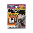 カツイチ(KATSUICHI) 海上釣堀仕掛け 海上つり堀 ファイバーレッド KJ-08 /クリックポスト発送可能