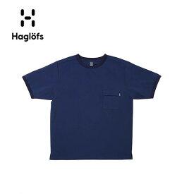 HAGLOFS ホグロフス Wind Shell T SS メンズ 21SS 半袖 ジャケット 男女兼用 ウインドブレーカー 930715 [T]【要エントリー!特別ポイントアップ お買い物マラソン限定】