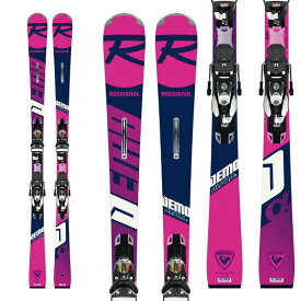 大特価市 スキー ROSSIGNOL ロシニョール 19-20 スキー 2020 DEMO ALPHA Ti + (SPX12 Konect 金具付き) デモアルファ Ti スキー板 :RAILA02 [SKI]