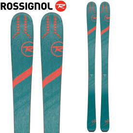 ROSSIGNOL ロシニョール 19-20 スキー 2020 EXPERIENCE 84 AI W + (XPRESS W 11 金具付き) エクスペリエンス 84 AI W レディース スキー板 :RAHFI03-I