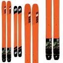 クーポン利用で10%OFF 8/19まで!K2 ケーツー 19-20 スキー MINDBENDER 116C マインドベンダー116C (板のみ) スキー板 2...