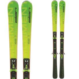 クーポン利用で10%OFF!ELAN エラン 19-20 スキー 2020 ELEMENT GREEN (金具付き) オールラウンド スキー板