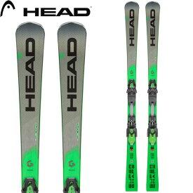 HEAD ヘッド 19-20 スキー 2020 SuperShape i MAGNUM スーパーシェイプ i マグナム (金具付き) スキー板 デモ 基礎 オールラウンド (onecolor):313309 [SKI]