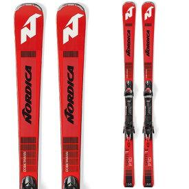 NORDICA ノルディカ 19-20 スキー 2020 DOBERMANN SPITFIRE PRO FDT ドーベルマン スピットプロ (金具付き) スキー板 オールラウンド: