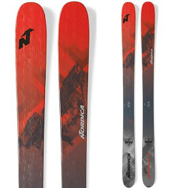 NORDICA ノルディカ 19-20 スキー 2020 ENFORCER FREE 110 エンフォーサーフリー 110(板のみ) スキー板 パウダー ロッカー レディース: