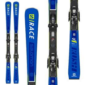 SALOMON サロモン 19-20 スキー 2020 S/RACE RUSH SL レースラッシュ (金具付き) スキー板 レーシング デモ ショート