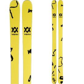エントリーでポイント10倍!VOLKL フォルクル 19-20 スキー 2020 REVOLT 87 レボルト 87 (板のみ) スキー板 フリースタイル (onecolor):