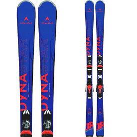 クーポン利用で10%OFF!1/30AMまで!DYNASTAR ディナスター 19-20 スキー 2020 SPEED ZONE 8 CA (XPRESS2) スピードゾーン (金具付き) スキー板 オールラウンド デモ: