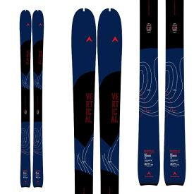 クーポン利用で10%OFF!1/30AMまで!DYNASTAR ディナスター 19-20 スキー 2020 VERTICAL PRO ヴァーティカルプロ (板のみ) スキー板 ツーリング: