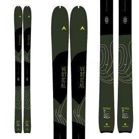 クーポン利用で10%OFF!1/30AMまで!DYNASTAR ディナスター 19-20 スキー 2020 VERTICAL ヴァーティカル (板のみ) スキー板 ツーリング: