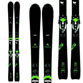 クーポン利用で10%OFF!1/30AMまで!DYNASTAR ディナスター 19-20 スキー 2020 SPEED ZONE 4x4 78 PRO (金具付き) スキー板 オールマウンテン: